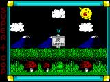 Murray Mouse: Supercop ZX Spectrum Lets get the bad guys