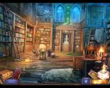 Chronicles of the Witches and Warlocks Windows In a library