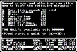 Dark Designs I: Grelminar's Staff Apple II Acquiring a spell