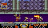 Magic Sword Arcade Narrow corridor