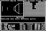 Dark Designs I: Grelminar's Staff Apple II Start of play