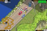 Racing Gears Advance Game Boy Advance Game starts
