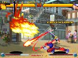 Asura Buster: Eternal Warriors Arcade Two more fighters