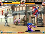 Asura Buster: Eternal Warriors Arcade Jumped your attack