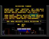 Lethal Weapon Amiga Mission Three Description
