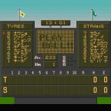 World Class Baseball Sharp X68000 Tyres vs. Straws, play ball!!
