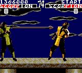 Mortal Kombat Game Gear Get over here
