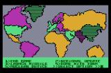 Epidemic! Atari 8-bit Enter thy command, o World Leader.