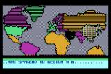 Epidemic! Atari 8-bit ...and things soon get out of control.