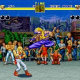 Fatal Fury Sharp X68000 Fighting Duck King in West Subway