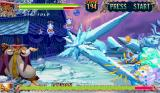 Red Earth  Arcade Ice attack