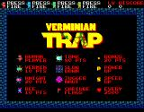 Verminian Trap Linux Character list