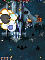 Raiden Fighters Jet Arcade Nice explosions