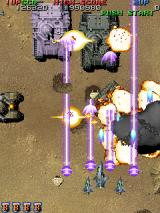 Raiden Fighters Jet Arcade Total destruction