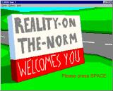 RON Quiz Part 1: Section A: RON Characters Windows 3.x Reality-on-the-Norm welcomes the player