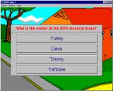 RON Quiz Part 1: Section A: RON Characters Windows 3.x Third Question