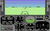 Acrojet Commodore 64 Flying over the runway