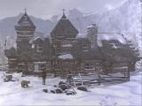 Syberia II Windows Cabin - Russian Wildness