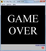 The Cafka Files Windows Game Over