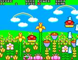 Fantasy Zone II SEGA Master System Walking