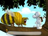 Bone: The Great Cow Race Windows Encounter with a bee