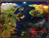 Runes of Avalon Linux The map