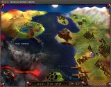 Runes of Avalon 2 Linux The map