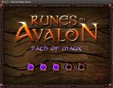 Runes of Avalon: Path of Magic Linux Loading screen