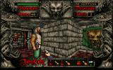 Bram Stoker's Dracula DOS Stage 2 - Carfax Abbey