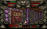 Bram Stoker's Dracula DOS Stage 3 - Dracula's castle