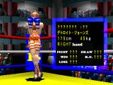 Contender PlayStation Female boxer...