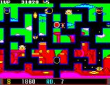 Fantasy Zone: The Maze SEGA Master System Just another one of those Tabas mazes