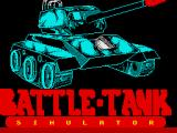 3D Tank Duel ZX Spectrum Re-Release Title.