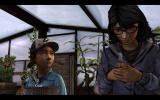 The Walking Dead: Season Two Windows Episode 3 - Working in the greenhouse.