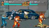 The Punisher Arcade Brutal street shootout