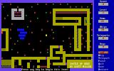 Return to Kroz DOS The first level (Castle of Kroz version)