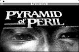 Pyramid of Peril Macintosh Title screen