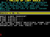 The Mines of Lithiad ZX Spectrum You can see a spade
