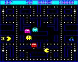 Pacman Amiga Starting out