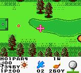 Hole in One Golf Game Boy Color Tokyo