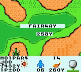 Hole in One Golf Game Boy Color Arizona