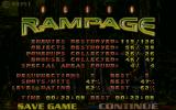 Alien Rampage DOS Level complete!