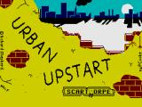 Urban Upstart ZX Spectrum Loading Screen