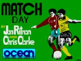 Match Day ZX Spectrum Loading Screen