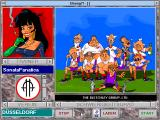 Boong!?: Die ultimatiefe Fußballsimulation Windows 3.x Starting a new game