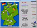 Boong!?: Die ultimatiefe Fußballsimulation Windows 3.x Credits screen