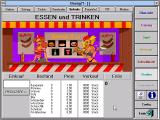 Boong!?: Die ultimatiefe Fußballsimulation Windows 3.x Food booth