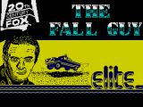 The Fall Guy ZX Spectrum Loading Screen
