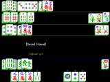 Hong Kong Mahjong DOS A dead hand is a hand in which neither player can dispose of their tiles
