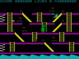 Bongo ZX Spectrum Sliding down